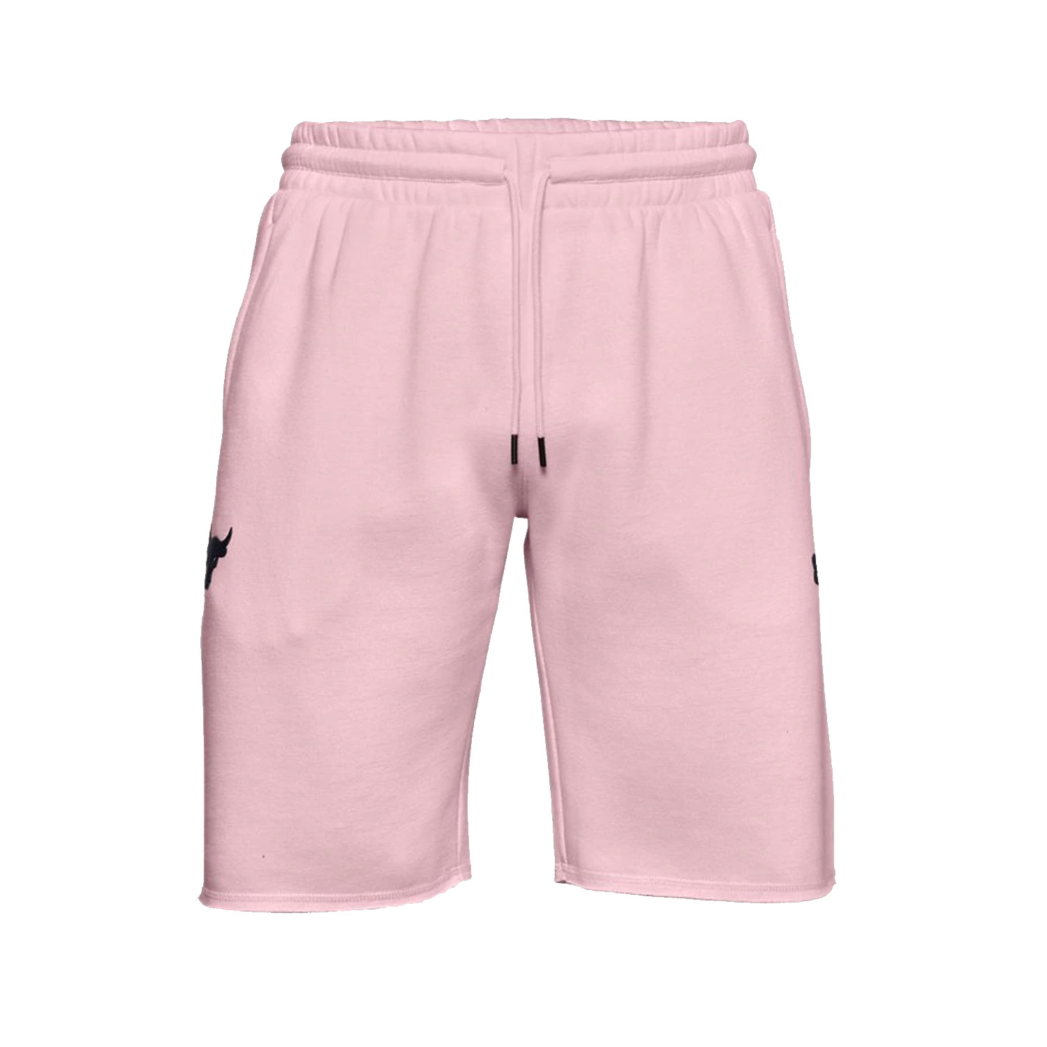 Under Armour Project Rock Charged Cotton Fleece Shorts